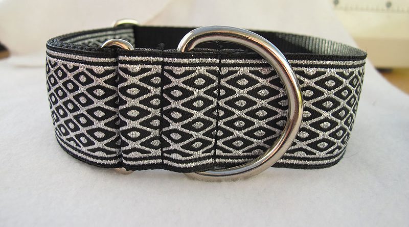 Black And Silver Sparkie