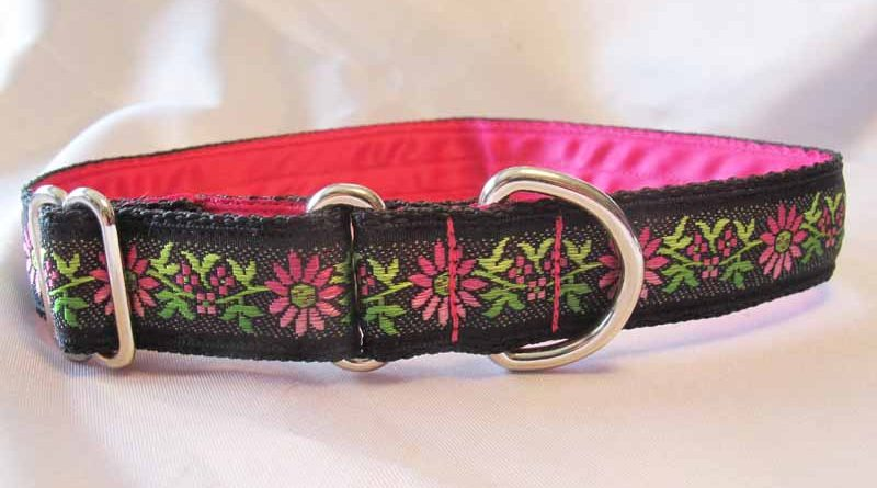 "Molly 1"" Satin Lined House Collar"