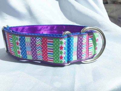 "1.5"" Dolly Satin Lined House Collar"