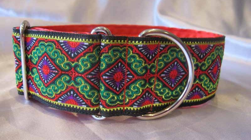 "Monsoon 2"" Satin Lined House Collar"
