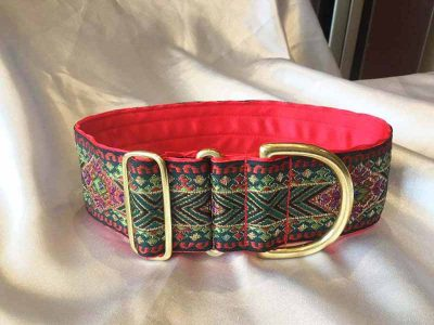 "Sarah 2"" Satin Lined House Collar"