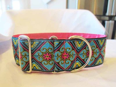 "2"" Satin Lined Suzanne House Collar"