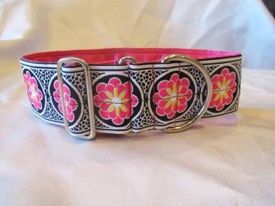 "2"" Veronica B & P Satin Lined House Collar"