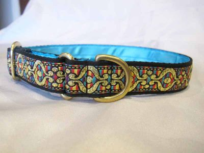 "Jazzy Jeff 1"" Satin Lined House Collar"