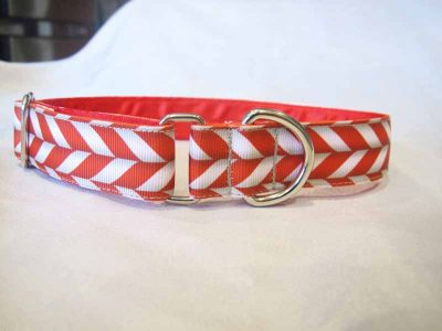 "Candy 1"" Satin Lined House Collar"