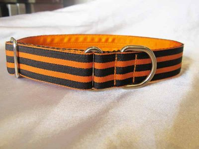 """Freddy 1"""" Satin Lined House Collar"""