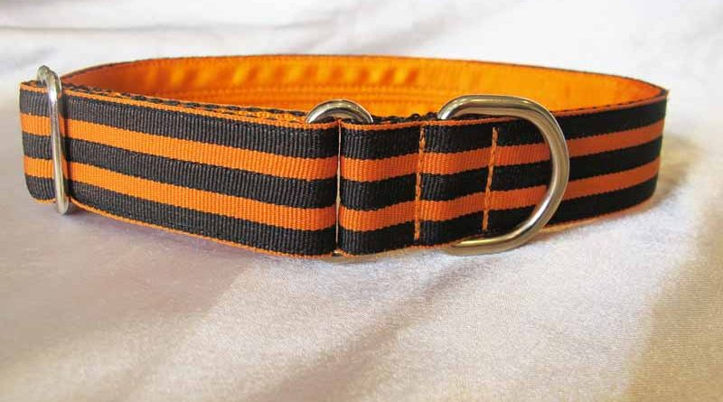 "Freddy 1"" Satin Lined House Collar"