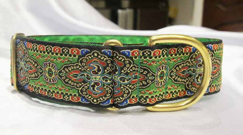 Gypsy 1.5″ Satin Lined House Collar