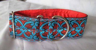 Hattie 2″ Satin Lined House Collar