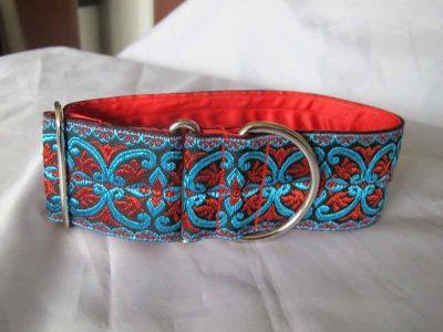 """Hattie 2"""" Satin Lined House Collar"""