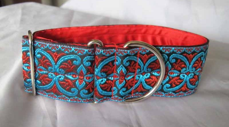 "Hattie 2"" Satin Lined House Collar"