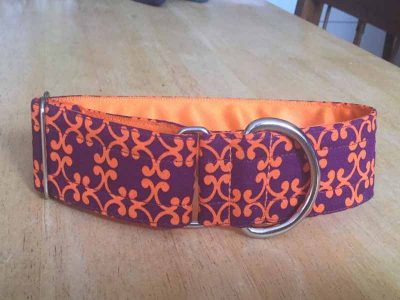 Fay 1.5″ Satin Lined Soft Cotton House Collar