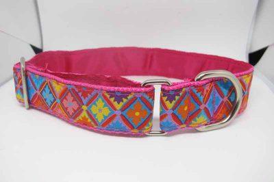 Meg 1″ Satin Lined House Collar