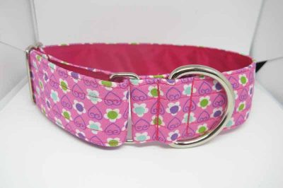 Satin Lined Summer House Collar