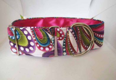 1.5″ Lizzy Satin Lined House Collar