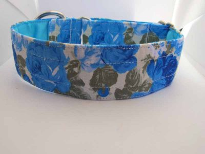 Flora Satin Lined Cotton House Collar
