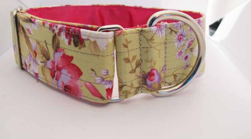 Mabel Satin Lined Cotton House Collar