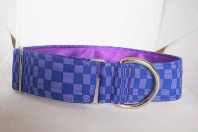Declan Satin Lined Cotton Collar