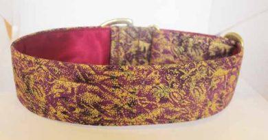Greta Satin Lined Cotton Collar