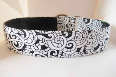 Jumble Satin Lined Cotton Collar