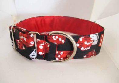 Gamble Satin Lined Cotton Collar