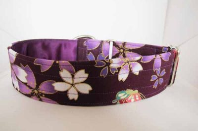 Helen Satin Lined Cotton House Collar