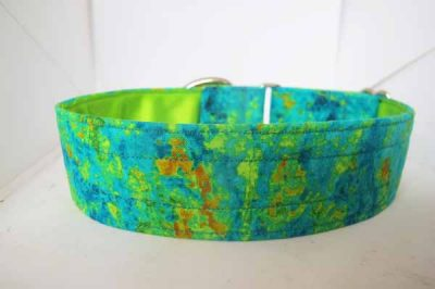 Nice And Bright Satin Lined Cotton House Collar