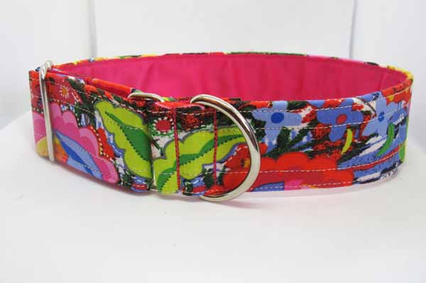 Pink Satin Lined Summer Cotton House Collar