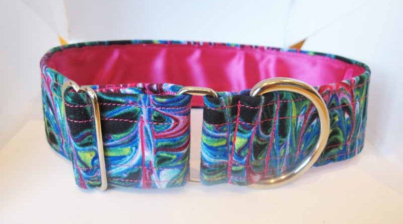 Satin Lined Tizzy Cotton House Collar